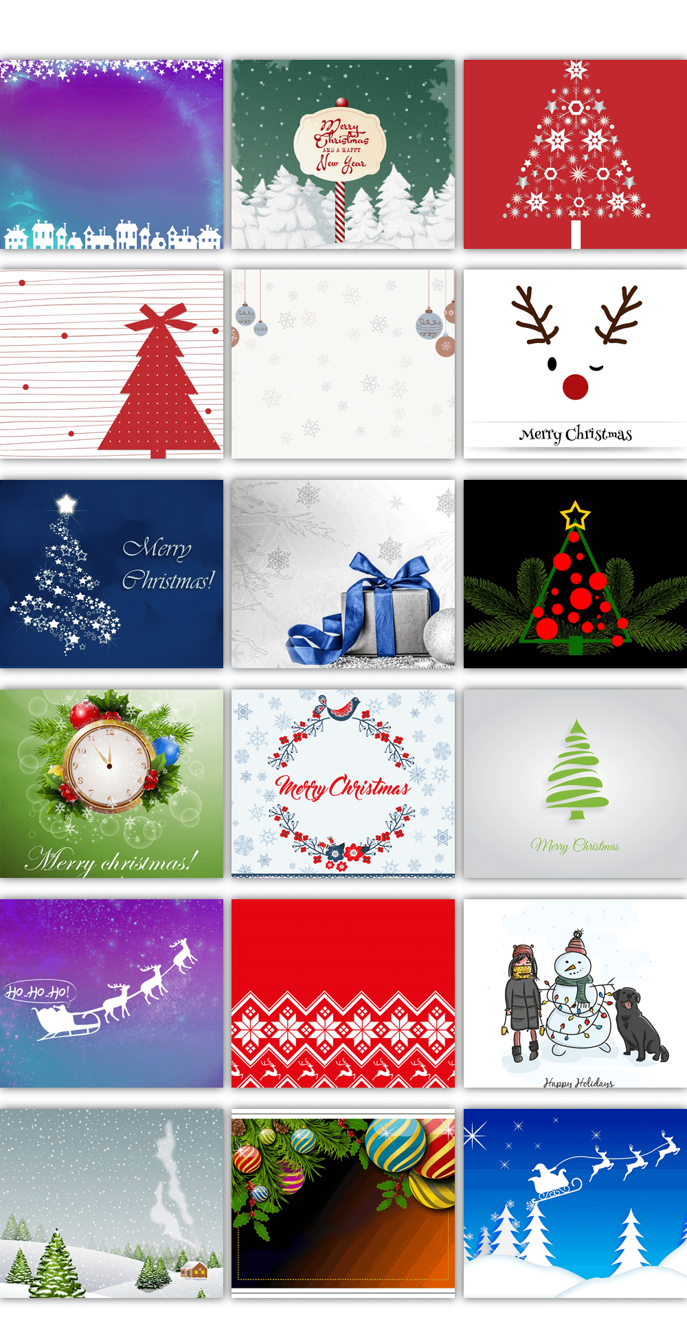 Christmas Card Cover Images 2