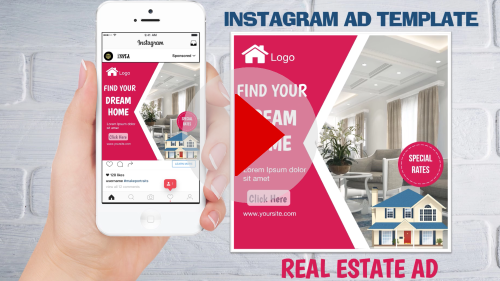 Instagram Ad Template3