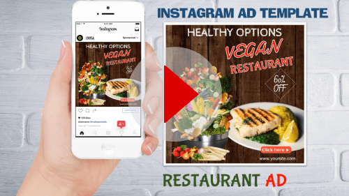 Instagram Ad Template5