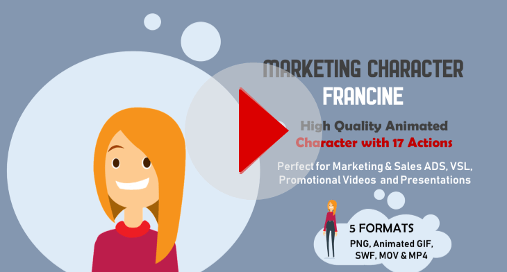 Marketing_character_Francine_Display