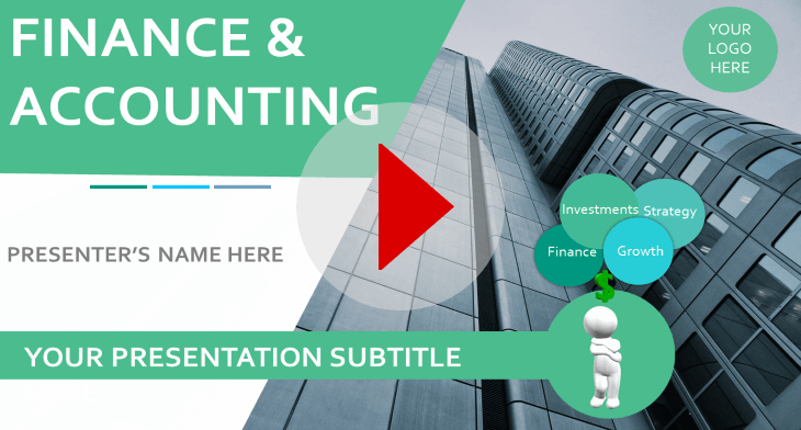 finance and accounting Template