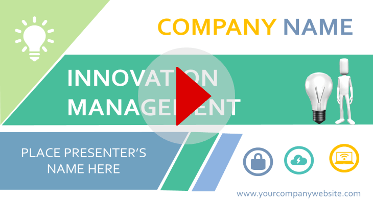 innovation management Template