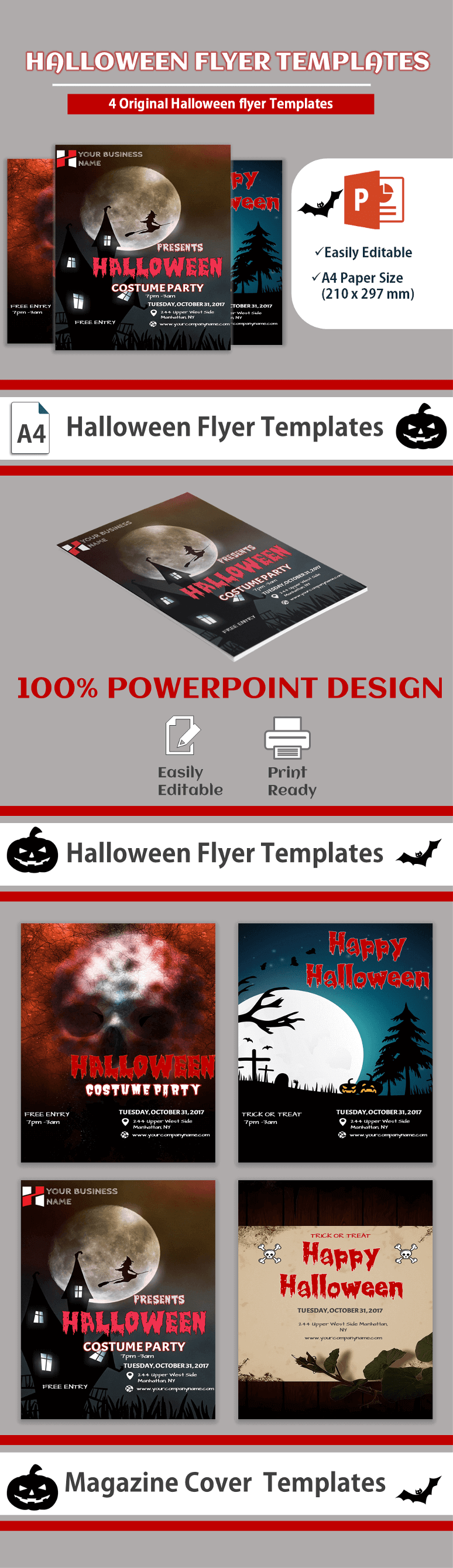 Hallows Eve Graphics Pack